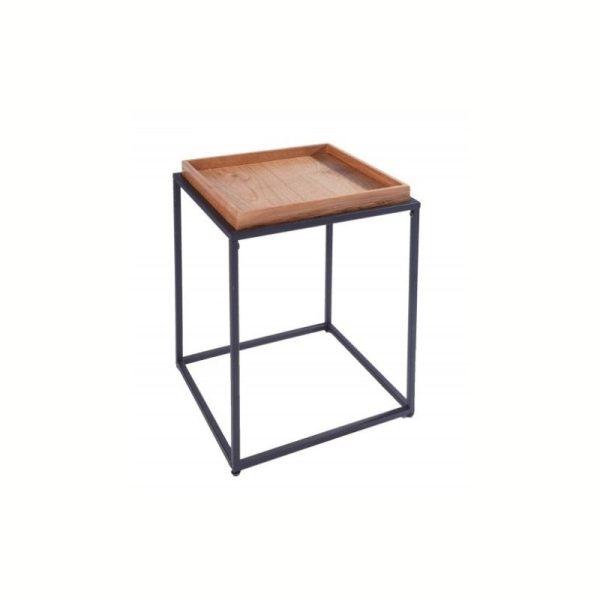 Šoninis staliukas ELEMENT 40x40x50h