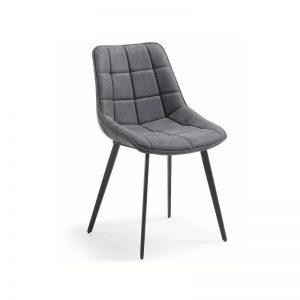 Kėdė ADAH 51x59x83h grafito spalvos