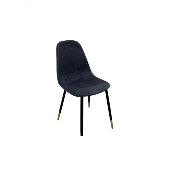 Kėde CROTONE 47x54x65h tamsiai ruda