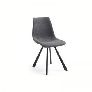 Kėdė ANDI 46x60x83h grafito spalvos