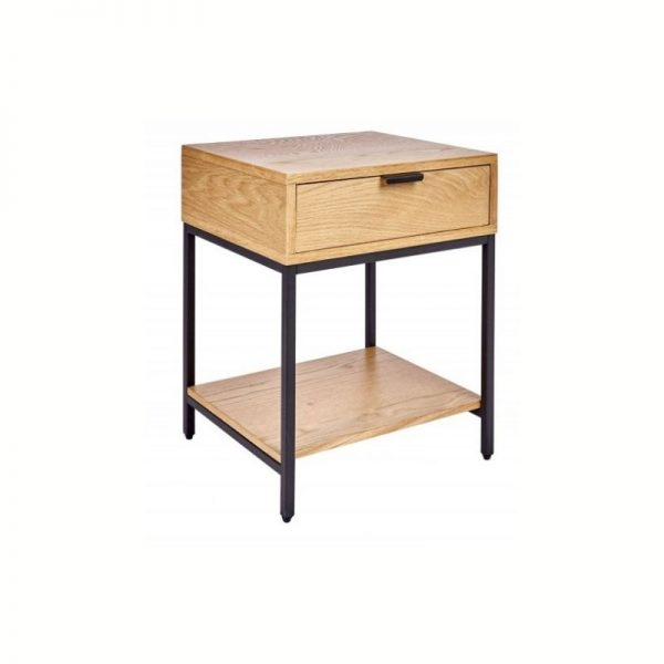 Šoninis staliukas BEISTELL 40x35x50h