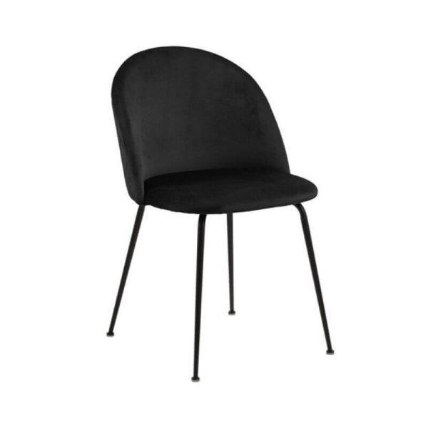 Kėdė RETRO 50x54x81h juoda