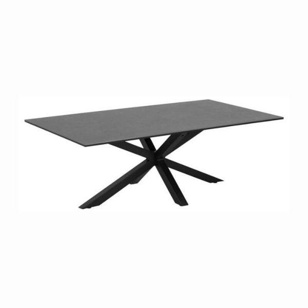 Kavos staliukas STAR 130x70x45h juodas