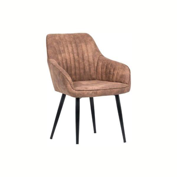 Krėsliukas TURIN 60x61x84h šviesiai rudas