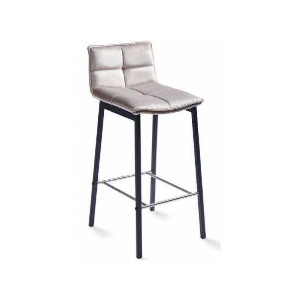 Pusbario kėdė LUNA 40x46x89h šviesiai rūda
