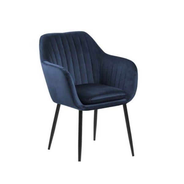 Krėsliukas DONNA 57x61x83h tamsiai mėlynas