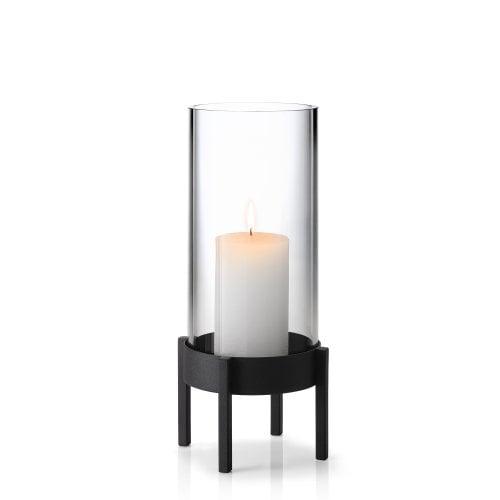 Žvakidė NERO 14x32h juoda