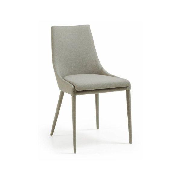 Kėdė DANT 60x51x87h šviesiai pilka
