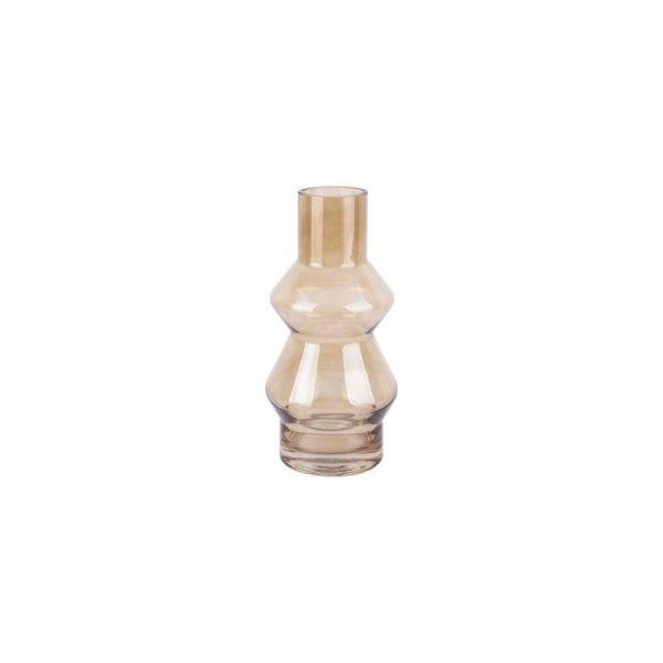 Vaza BLUSH Ø12.5x25h smėlio ruda