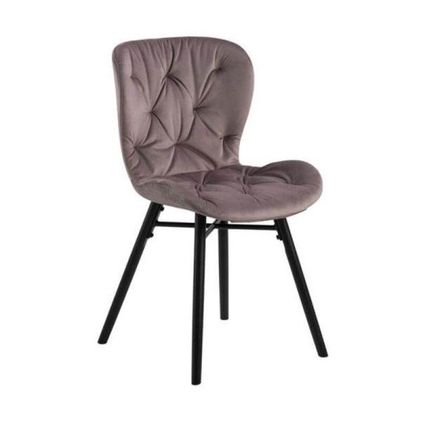 Kėdė VITA 47x53x82h tamsiai rožinė