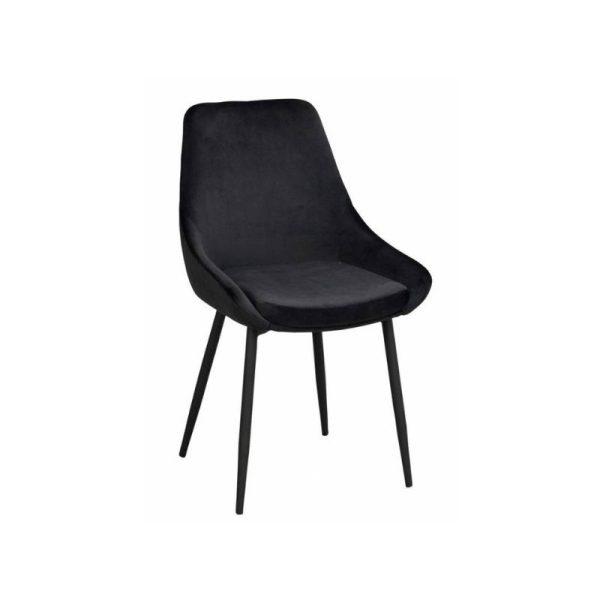 Kėdė SIERRA 49x55x85h juoda
