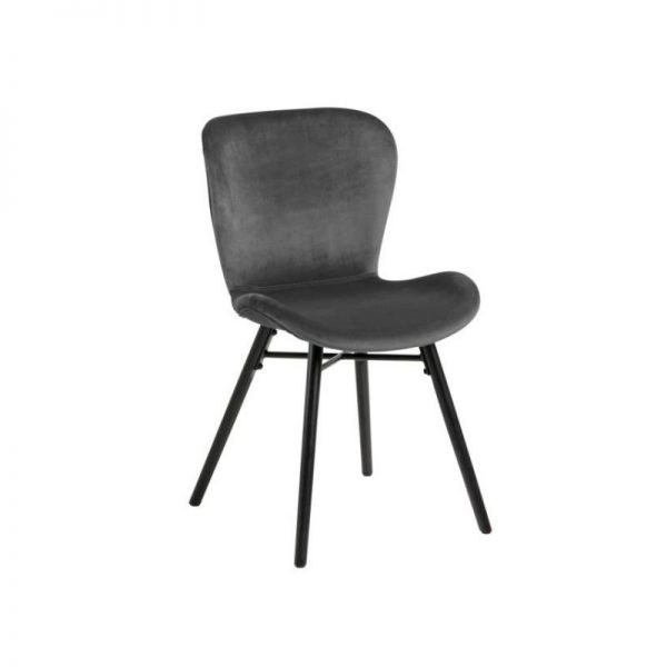 Kėdė VITA 47x53x82h pilkos spalvos