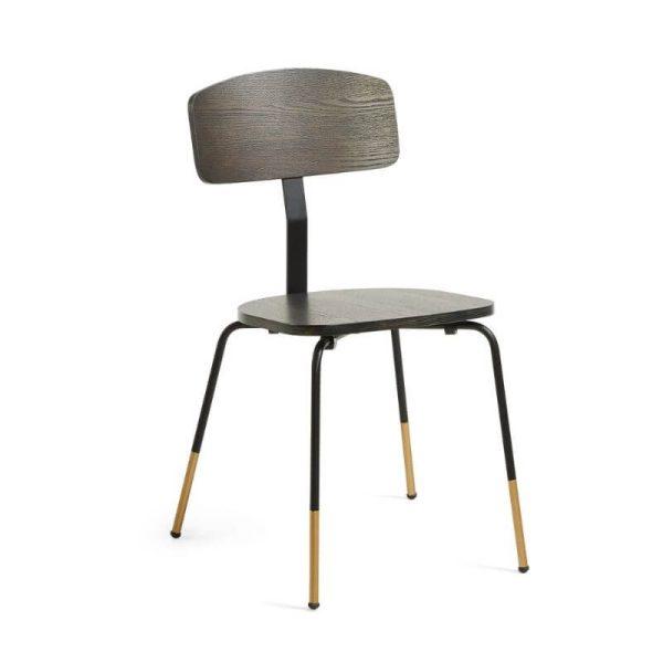 Kėdė NORFORT 43x49x82h tamsiai ruda