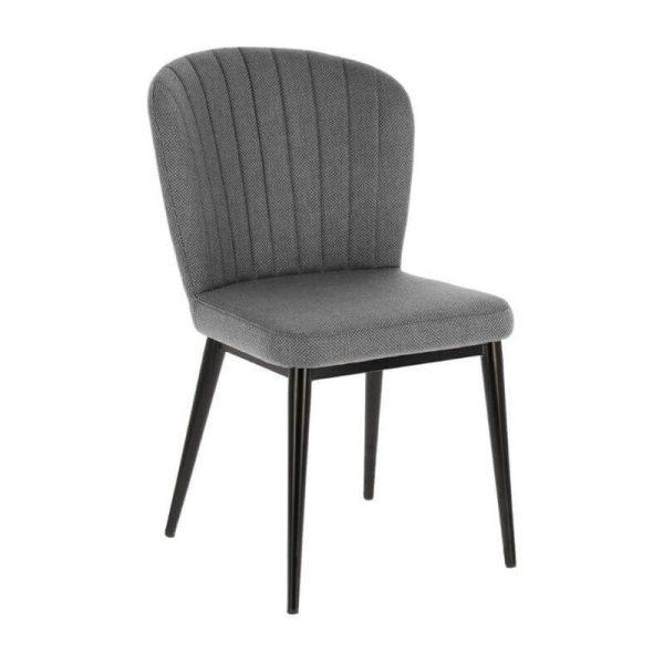 Kėdė MADGE 51x62x81h pilka