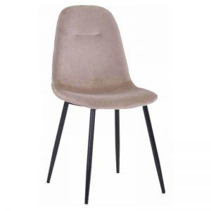 Kėdė CONNY 44x54x85h šviesiai ruda