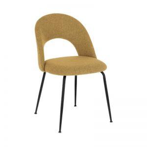 Kėdė MAHALIA 51x52x79h garstyčių