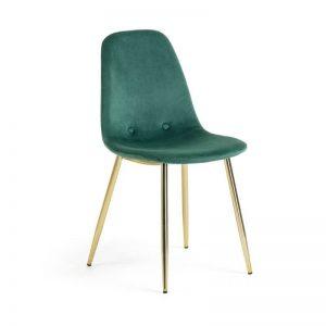 Kėdė LISSY 46x50x88h žalia