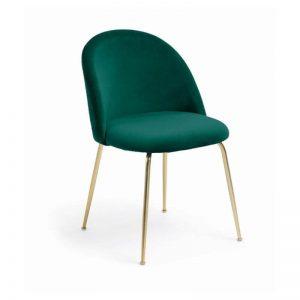 Kėdė MYSTERE 49x52x79h žalia