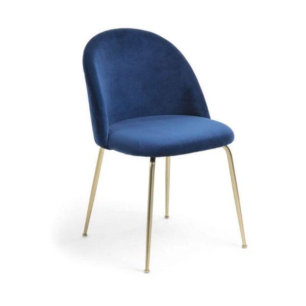 Kėdė MYSTERE 49x52x79h mėlyna