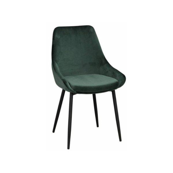Kėdė SIERRA 49x55x85h samanų žalia
