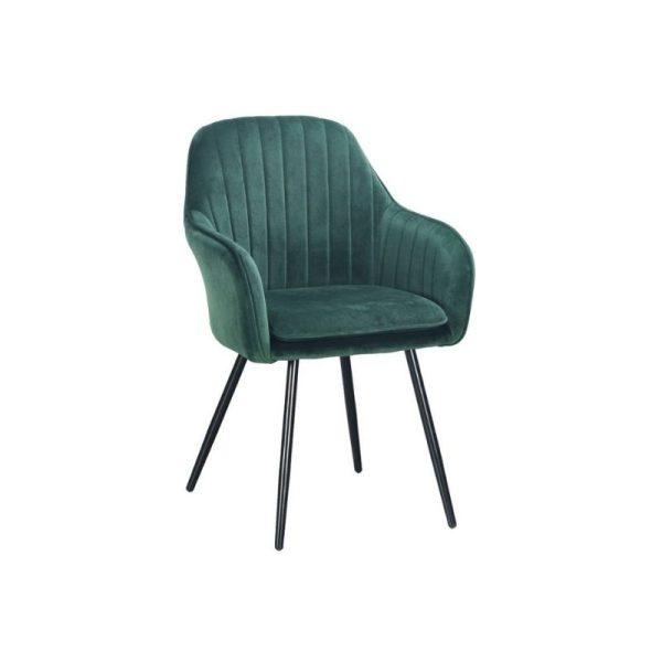 Krėsliukas MOREN 58x60x85h žalias