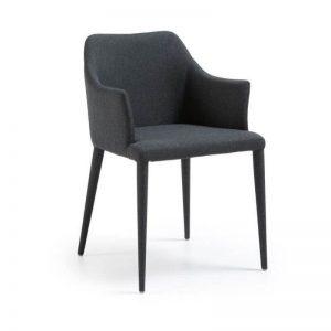 Krėsliukas DANAI 51x45x80h tamsiai pilkas