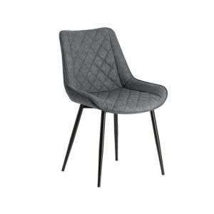 Kėdė AFFAIR 53x60x82h grafito spalva