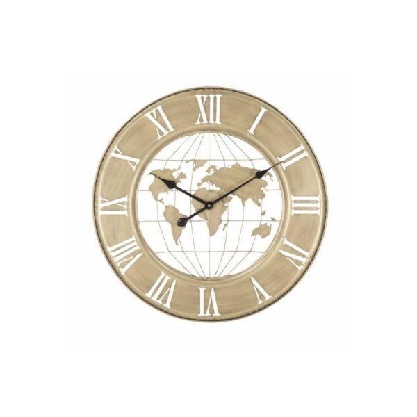 Laikrodis WORLD GOLD Ø60sendintas auksas