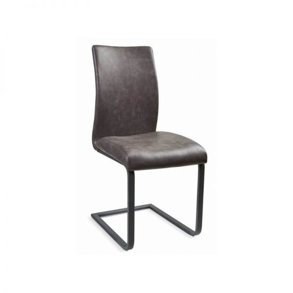 Kėdė SWING 42x52x92h tamsiai pilka
