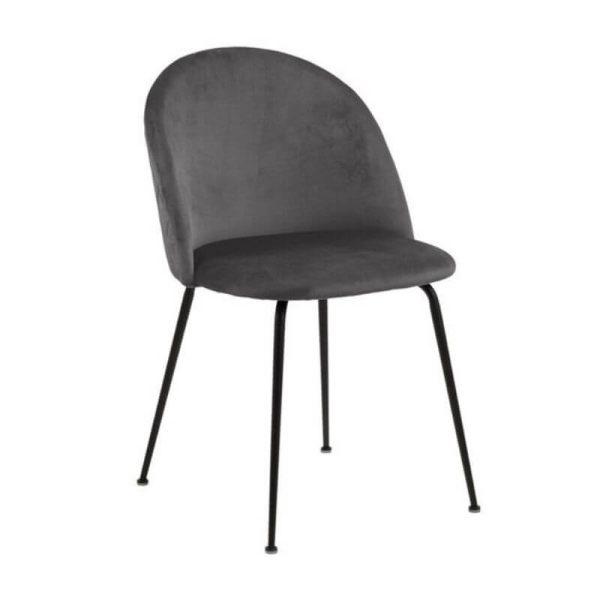 Kėdė RETRO 50x54x81h pilka