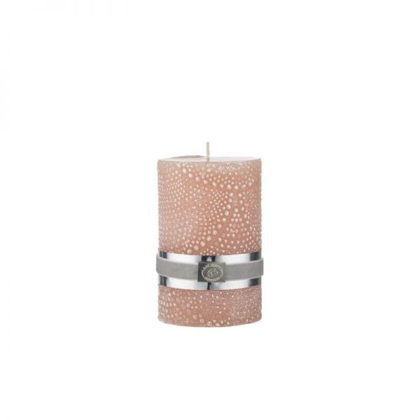 Žvakė SAFIA 7.5x12.50h rožinė