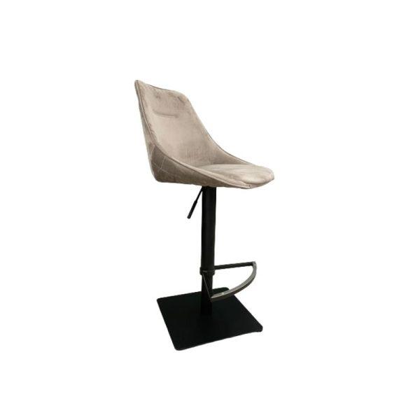 Baro/pusbario kėdė Ruby 49x53x89h šviesiai ruda