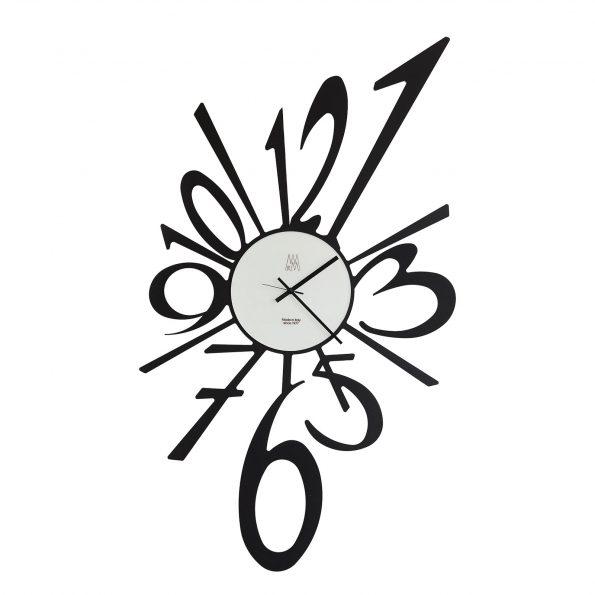 Laikrodis BIG-BANG 62x110H juodas