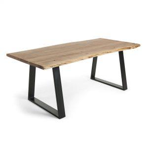 Stalas SONO 200x95x76h akacijos mediena
