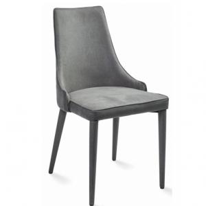 Kėdė UMBERTO 51x60x88h žalia spalva