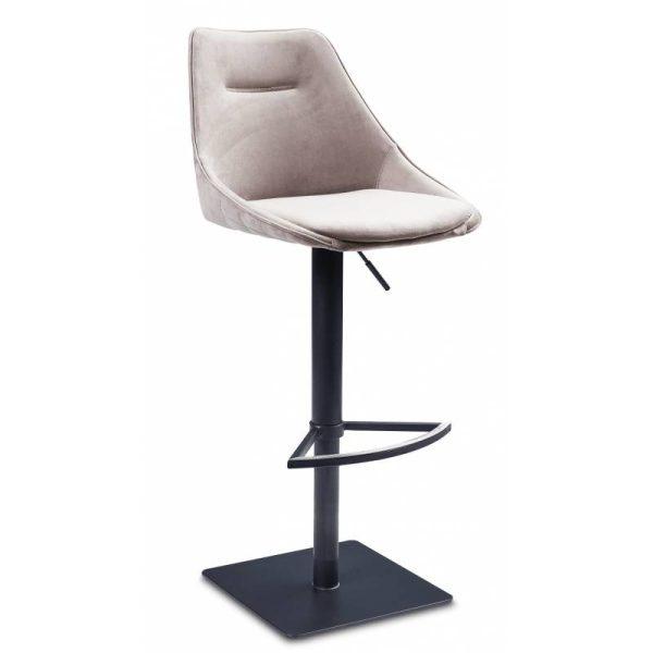 Baro kėdė Ruby 49x53x89h šviesiai ruda
