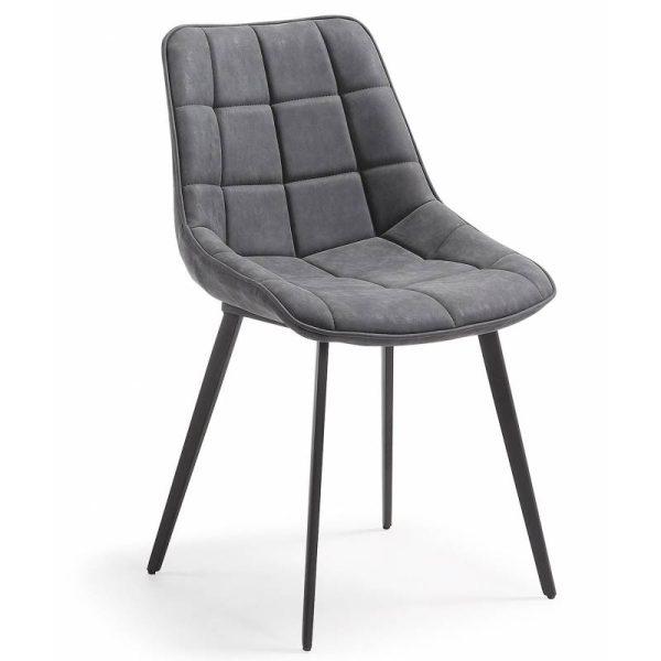 Kėdė ADAH 51x59x83h grafito spalva
