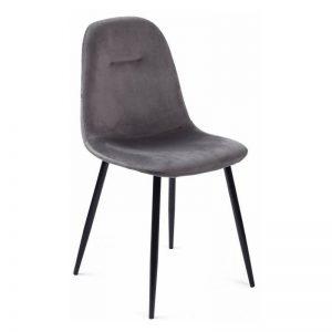 Kėdė CONNY 44x54x85h juoda spalva