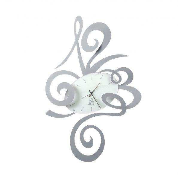 Laikrodis Robin Ø34x51h šviesiai pilkas