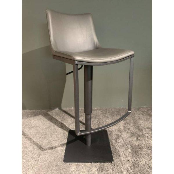 Pusbario kėdė DOTA 45x56x106h rusvai pilka